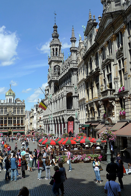 Brussels Grand Square 2