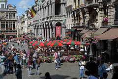 Brussels Grand Square 1