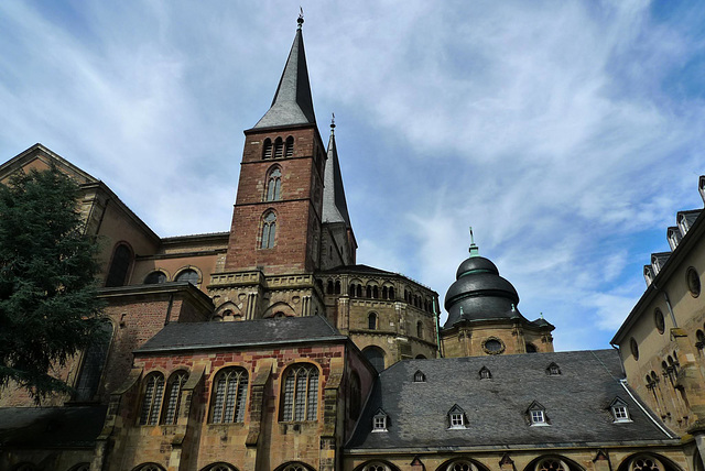 Trier Cathedral Dom St Peter 10