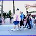 Mastodonte humain en marche - Human walking hulk Disney Horror pictures / 30 décembre 2006.
