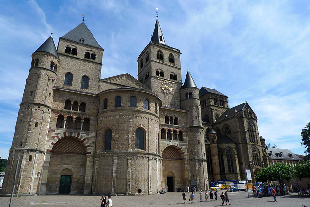 Trier Cathedral Dom St Peter 1