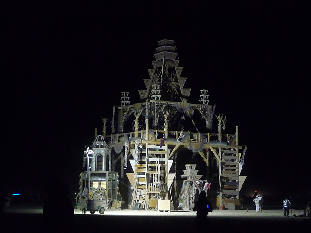 The Temple On Its Last Night (0319)
