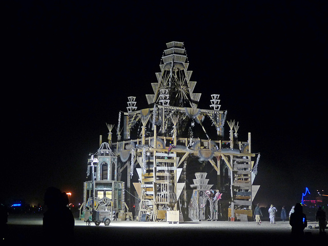 The Temple On Its Last Night (0320)