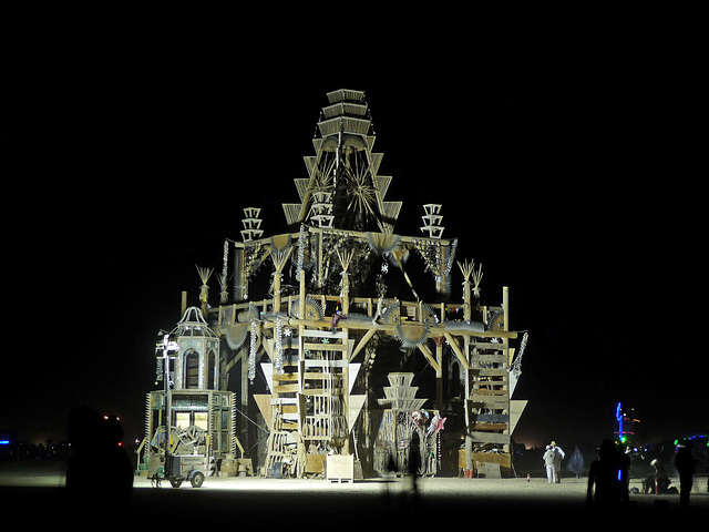 The Temple On Its Last Night (0321)