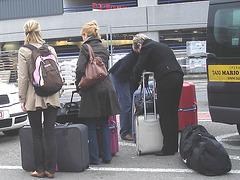 Taxi Mario trio / Brussels airport