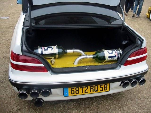 Rouler au bio-carburant