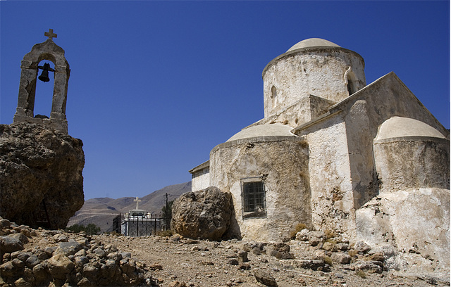 Church in Hora Sfakion