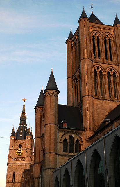 Gent Sint-Niklaaskerk & Belfort 1