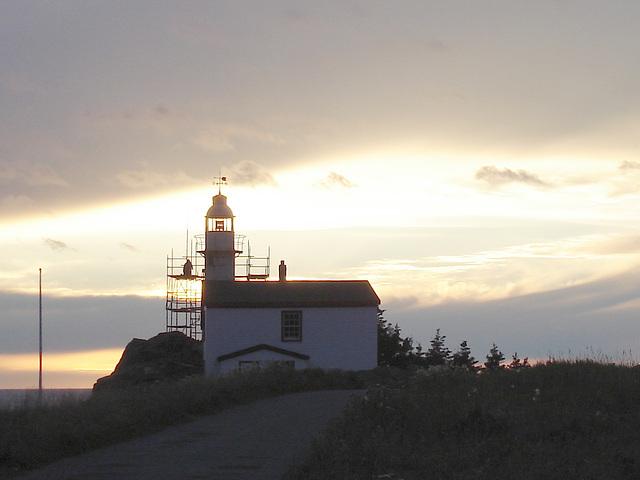 Tere-Neuve - Newfoundland. CANADA - Sept 2005