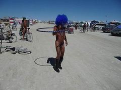 Nude Hula Hooper (0861)