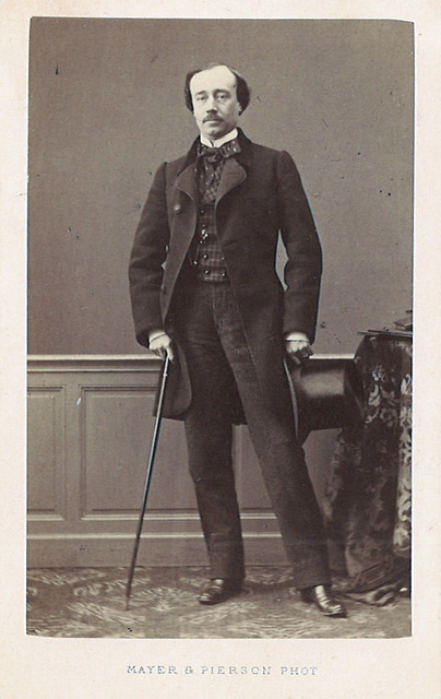 Charles-Marie-Auguste Ponchard by Mayer & Pierson