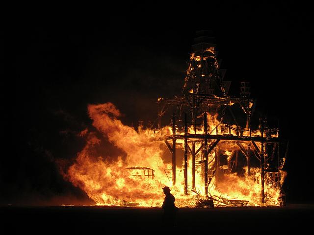 The Temple Burn (1443)