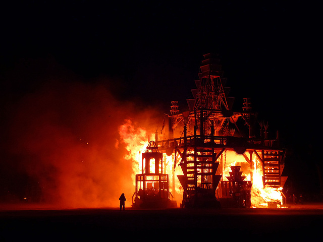 The Temple Burn Begins (1344)