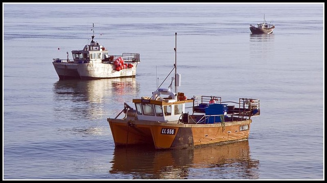 Selsey Boats