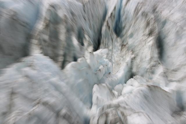 Genug Gletscher