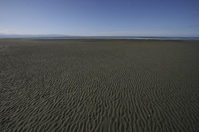 Sand? sehr viel Sand!