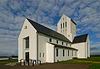 Skalholt church in southern Iceland