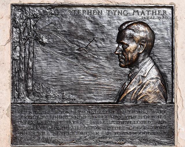 Stephen Tyng Mather