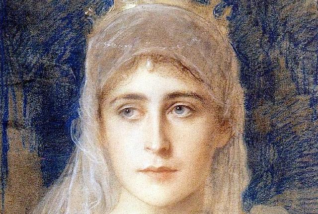 Grande-Duchesse Elizabeth de Russie, martyre