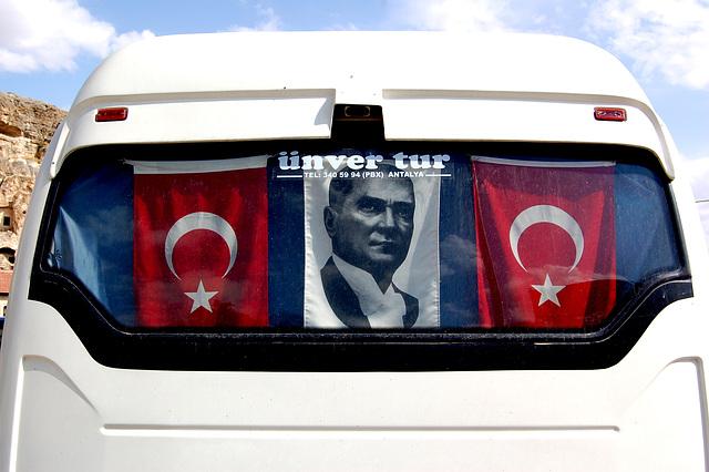 La patro de l' turka nacio