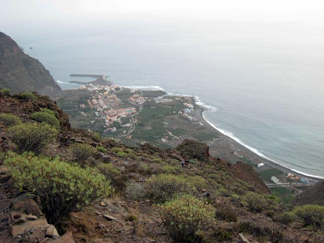 IMG 0245 vor dem Abstieg nach Calera
