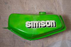 Simson S51 / Fuel Tank