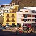 IMG 0408 Touristen im Hafen Vueltas