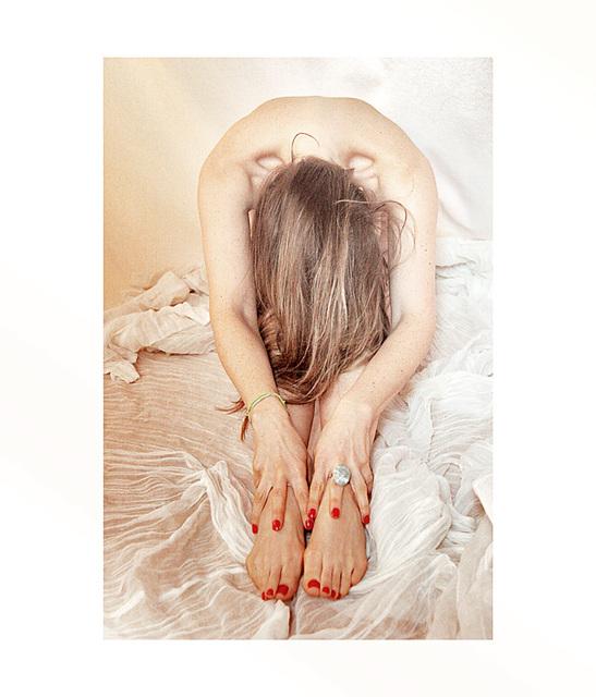 la femme coquillage