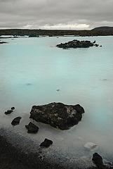 The Blue Lagoon outside
