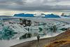 Walk along the Vatnajökull glacier
