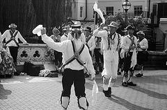 Guildford Morris Dancers 5 IID 5cm Elmar