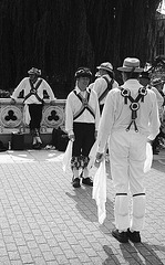 Guildford Morris Dancers 3 IID 5cm Elmar