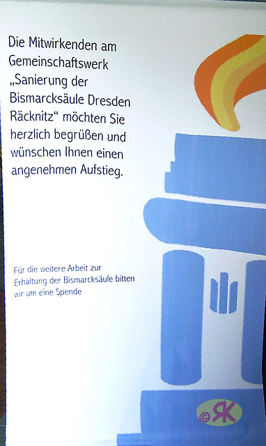 2008-08-30 09 Bismarck-kolono, Dresdeno