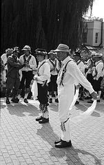 Guildford Morris Dancers 2 IID 5cm Elmar