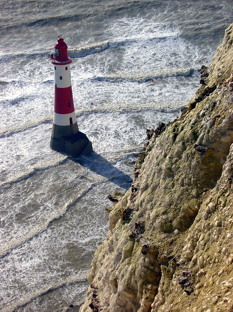Belle Toute Lighthouse Beachy Head Eastbourne 1