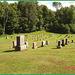 Cimetière /cemetery - Knowlton, Québec - Canada- 9 août 2008.
