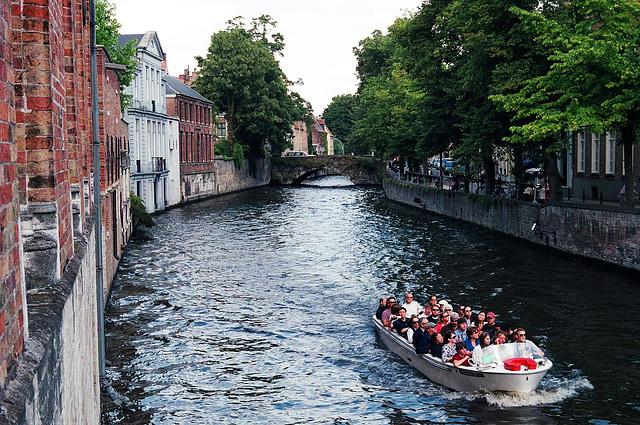 Bruges Canal 16 R