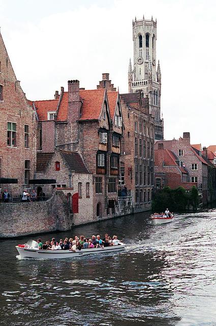 Bruges Canal 15 R
