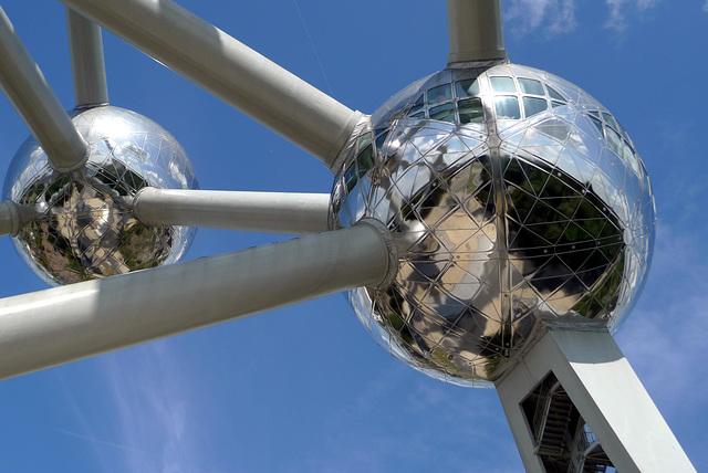 Brussels Atomium 11