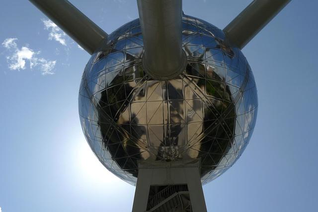 Brussels Atomium 9