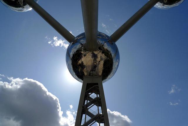Brussels Atomium 7