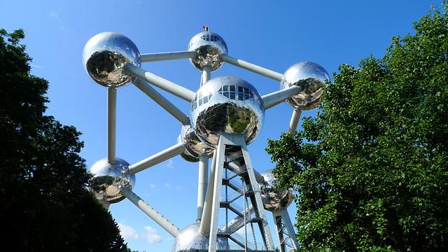 Brussels Atomium 3
