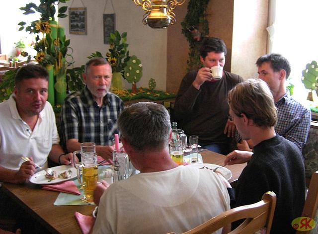 2008-08-24 11 Wandertruppe Hermsdorf-Moritzburg