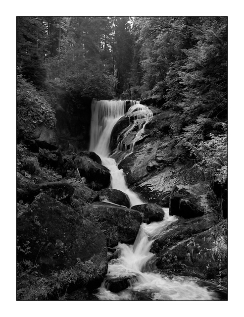 Wasserfall, Triberg, Schwarzwald