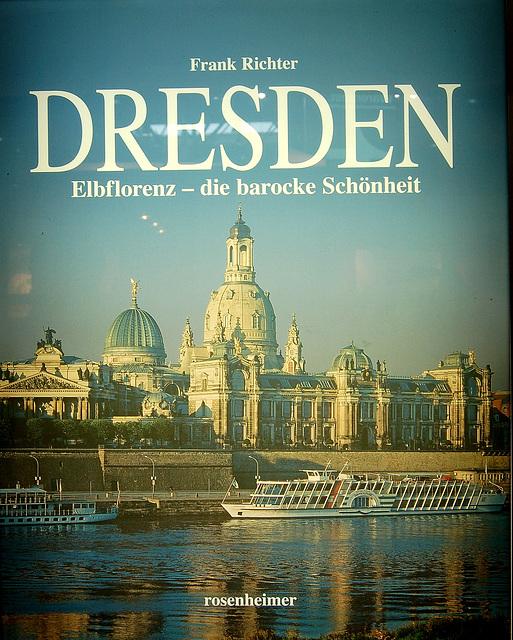 Dresdeno, urbo de artoj en bela regiono