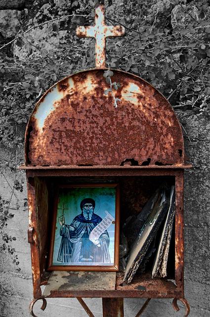 Rusty chapel - 1