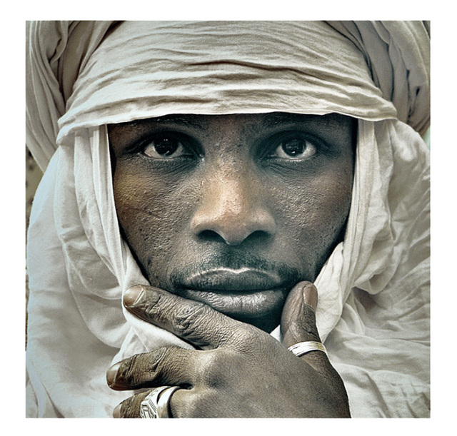 issoufou, the touareg