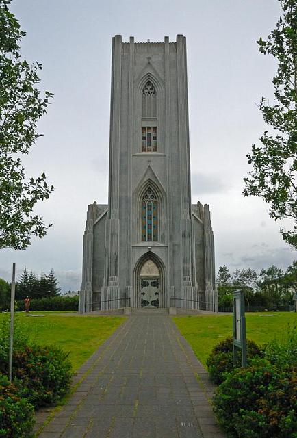 Landakotskirkja (Landakot Church)