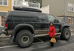 The right off-road vehicle for Iceland tours