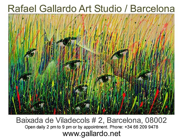 RafaelGallardoArtStudio.Barcelona